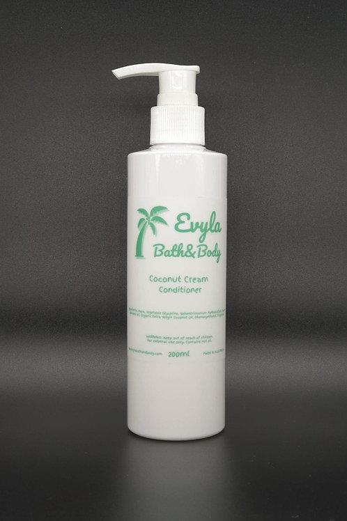 Coconut Cream Hair Conditioner 200ml