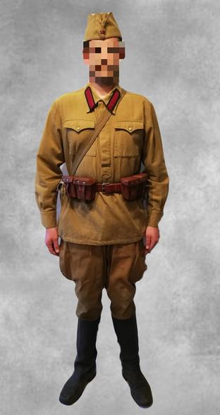 Soldat Soviètique 1941