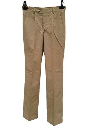 Pantalon sortie beige année 70