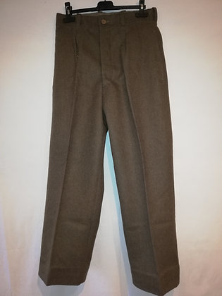Pantalon de sortie laine kaki mle 1945-52