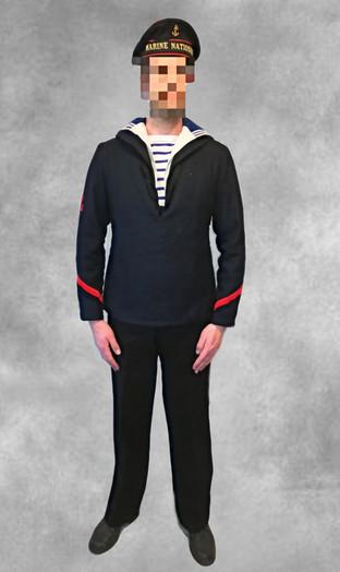 Tenue de matelot année 30-60