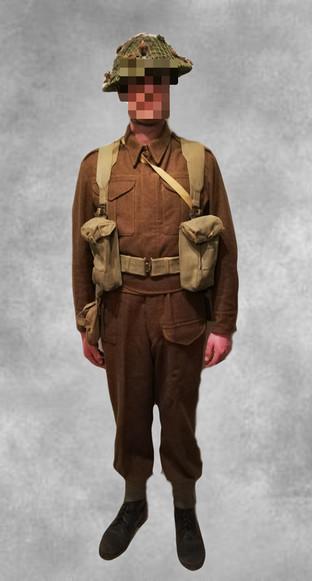 Soldat Anglais 1944