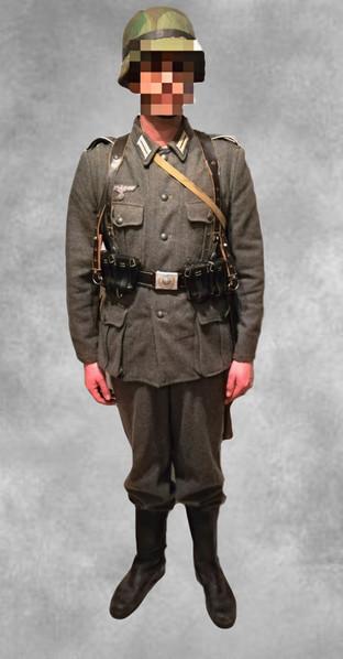 Soldat allemand seconde guerre mondiale