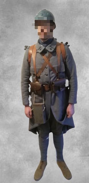 Soldat français 1915-16