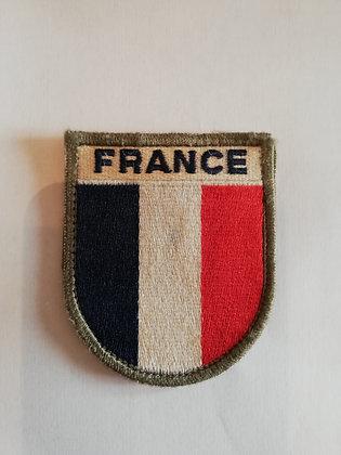 Patch France original armée française.