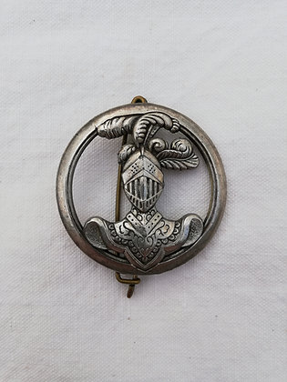 Insigne de beret cavalerie