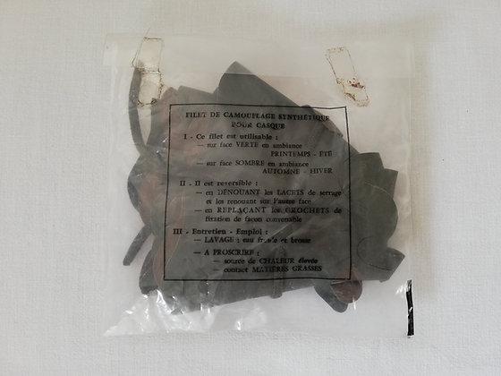 Filet de camouflage pour casque F1