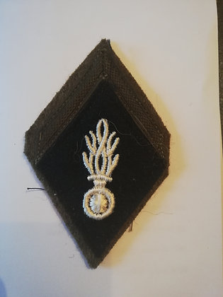 Losange fond drap gendarmerie