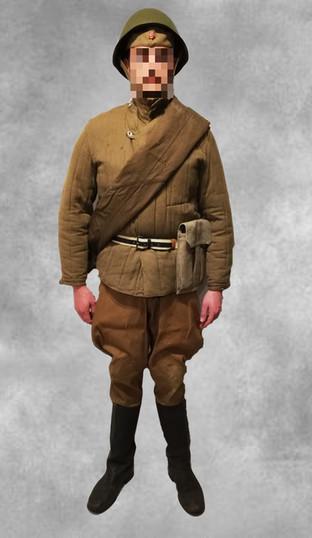 Soldat Soviètique 1945