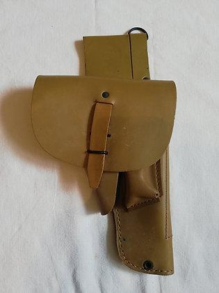 Holster cuir MAC50 neuf.