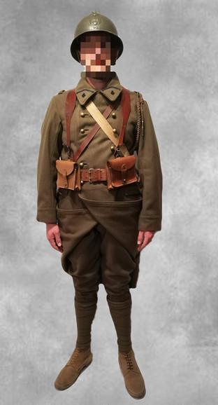 Soldat français 1930-40