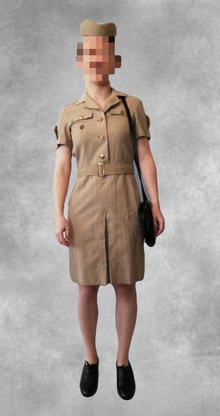 Uniforme été femme 60-80