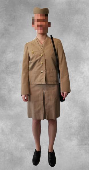 Uniforme été feminin 60-80