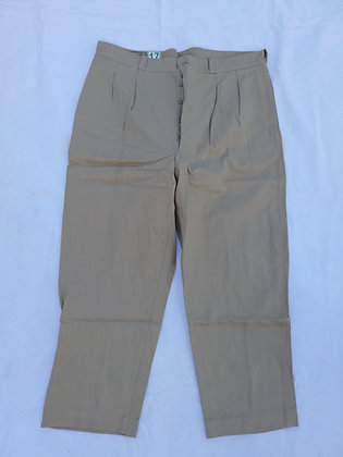 Pantalon de sortie toile modèle 1945-52