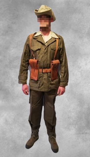 Soldat français époque 50-60