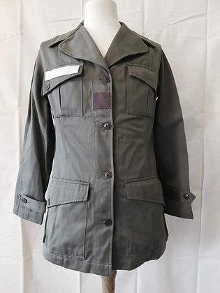 Veste personnel féminin AF année 80