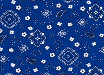 Bandana-Rama Blue