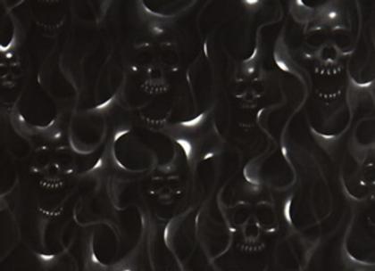 Smokin' Skulls