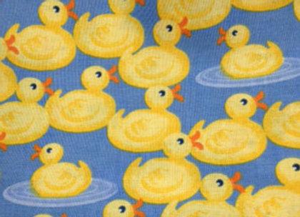 Splashing Ducks