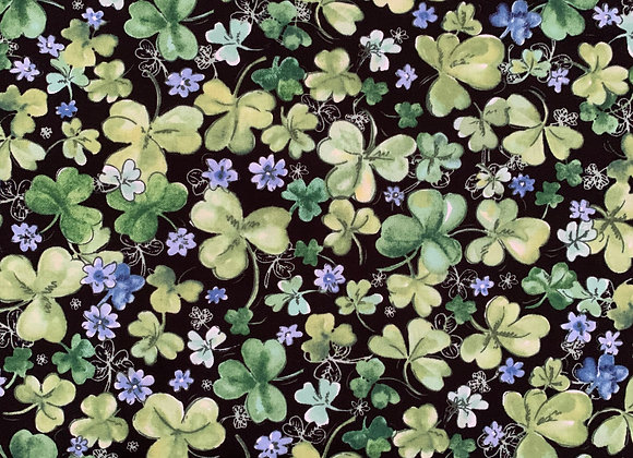 Violets and Clovers