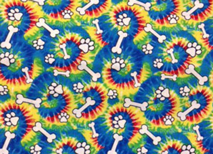 Tye-Dye Pup