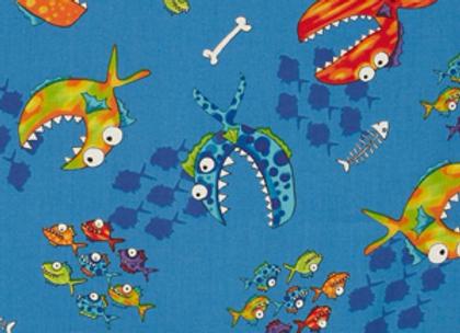 Pesky Piranha
