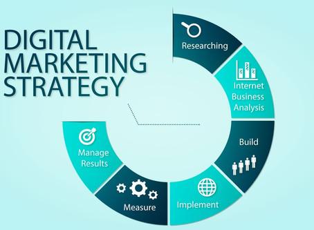 Cách xây dựng chiến lược Digital Marketing