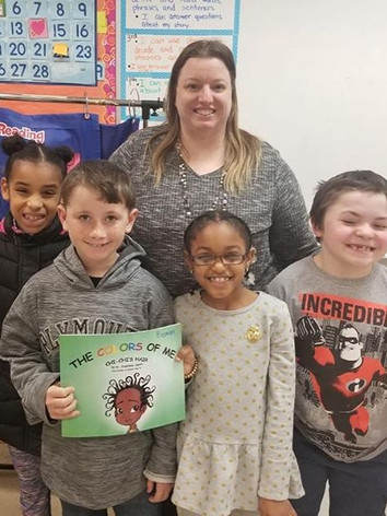 We were so excited to see our readers fr