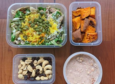 Busy Week, Effortless Meals - Building Nourish Bowls