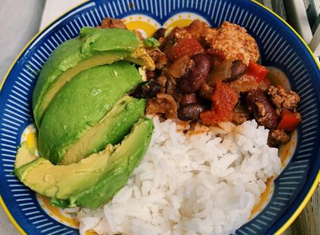 Healthy, Hearty Chili Recipe