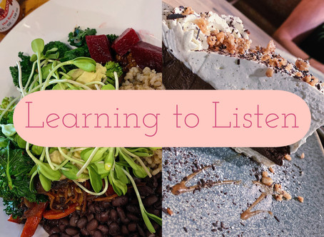 Learning to Listen to Your Body - Intuitive Eating