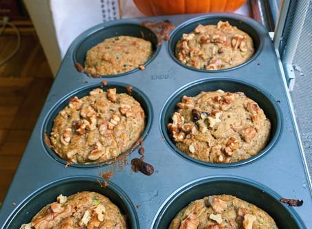 Cozy Morning Muffins (GF, DF, RSF, Paleo)