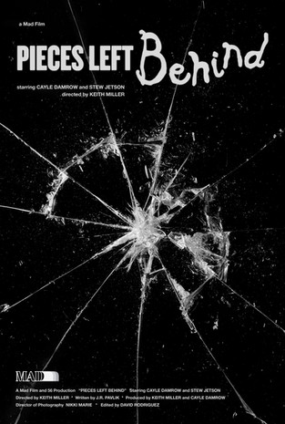 PIECES LEFT BEHIND MOVIE POSTER