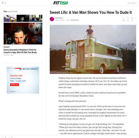 FITTISH / DEADSPIN