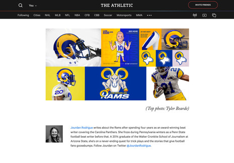 THE ATHLETIC