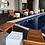 Thumbnail: Deck sintético Café - muro y piso