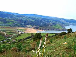 Vistas desde el Punta Lucero