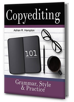 copyediting 101 book