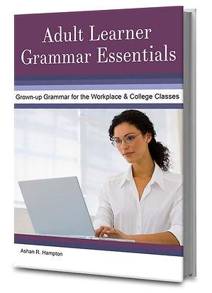 adult learner grammar book