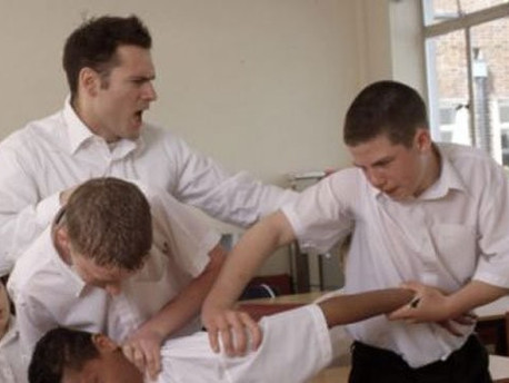 The Insane Mundanity of Violence Against Teachers