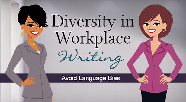 diversity in workplace writing class