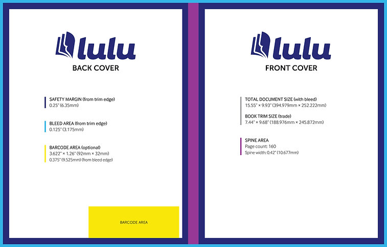 book cover services for lulu