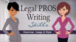 legal writing skills online class