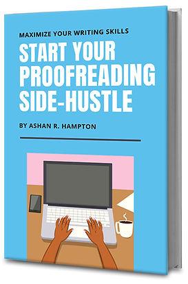 proofreading sidehustle book