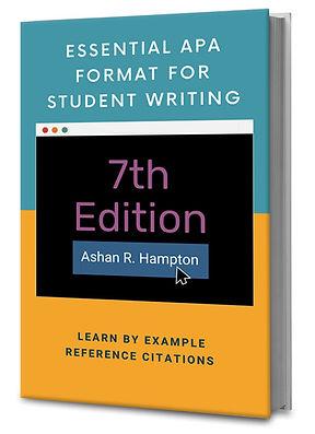 APA Essentials book