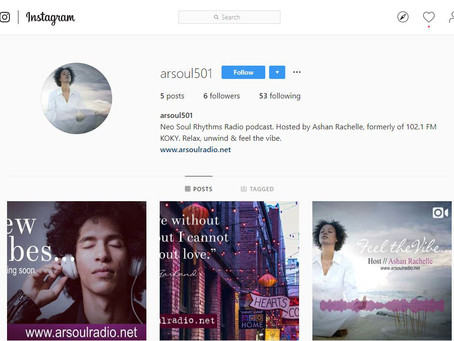 Instagram: Neosoul Rhythms