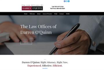 Darren O'Quinn Law Firm