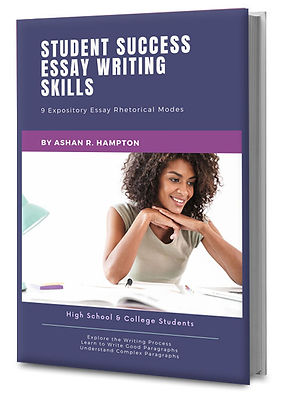 student success essay writing book
