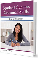 student success grammar skills book