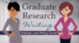 graduate school writing skills class